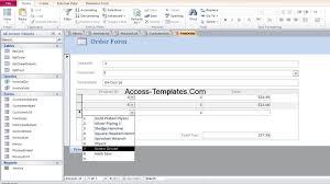 Access Personnel Database Template Access Form Template Rome Fontanacountryinn Com