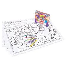Hello kitty coloring pages for kids. Crayola 64ct Uni Creatures Crayon Box And 24 Super Sized Unicorn Coloring Pages Target