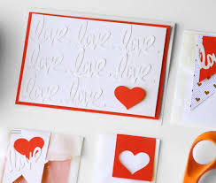 Homemade Valentines Day Cards Gift Bag Ideas