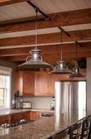 industrial style lighting. industrial style pendant lights in a yankee barn running electrical through pipe painted black lighting