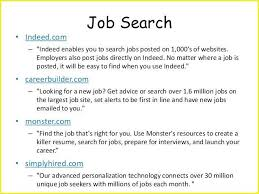 Good Sites To Look For Jobs Resume Upload Sites For Jobs Upload Resume Sample Indeed