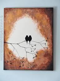 easy acrylic painting on canvas painting using acrylic paint amandaformaro