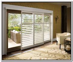 Print of Tips of How to Select the Window Treatment for Sliding Glass Door