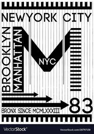 New Design Printing Nyc New York Stock T Shirt Design Print Design