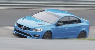 2018 volvo polestar v60. wonderful volvo volvo s60 polestaru0027s nurburgring record kept secret for a year inside 2018 volvo polestar v60