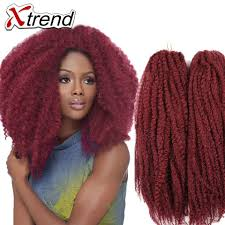 Afro Braid Hair Style wholesale wholesale afro kinky marley braid hair 18inch 100gpack 7350 by wearticles.com
