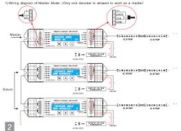 new dmx512 signal decoder control lpd6803 lpd8806 ws2811 ws2801 DMX Wiring Diagram 3 to 5 Pin wiring diagram of slave mode