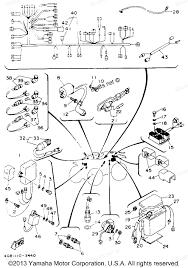 Yamaha Snowmobile Wiring Diagrams
