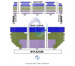 Gracie Theater Seating Chart Arcada Theater Seating Chart