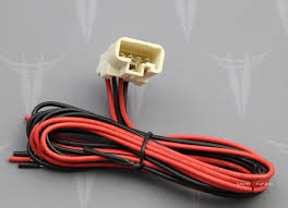 toyota runner tweeter speaker wiring harness adapter 2003 2009 toyota 4runner tweeter wire harness adapters