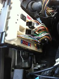 car wont start steering lock issue warranty issues z you have to pull the fuse after you get the slu to let the car go to on or acc if the slu is not making the microswitches properly