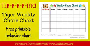 Sticker Chart New FREE Printable Sticker Star Charts For Kids ACN Latitudes