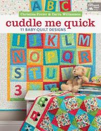 Baby Quilt Designs Cuddle Me Quick 11 Baby Quilt Designs By Christine Porter