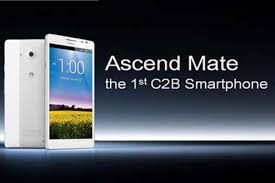 Huawei Ascend Mate with 6.1-inch screen ...