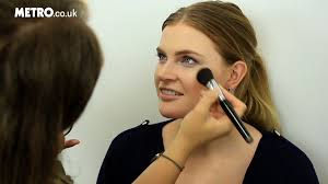 wedding makeup tuition video how to do your own bridal makeup metro news
