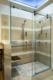Handicapped Bathroom Delectable Stunning Ada Shower Door Width Rolling Door Shower Enclosure W