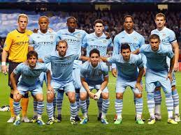 Man City Team Wallpapers - Wallpaper Cave