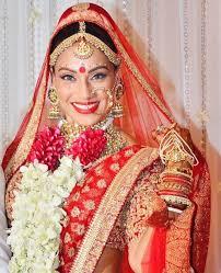 indian bridal makeup look of bipasha b
