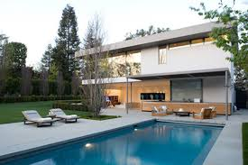 Modern Backyard Pool Designs for Luxury House pool idea and detail