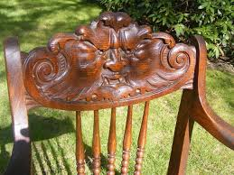 chair ebay. antique northwind oak chair | ebay ebay o