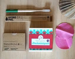 Cosa Kosmetik Plastikfreies Badezimmer Set