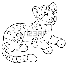 Small Picture Baby Jaguar Coloring Pages Coloring Pages