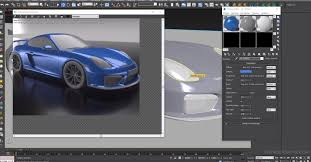 octane for 3ds max tutorial car paint material