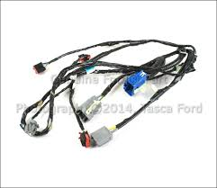 new oem ac evaporator case wiring harness 2009 2010 ford f150 wiring harness for case 630 at Case Wiring Harness