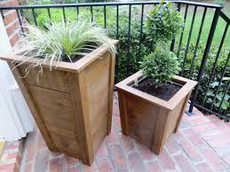 diy cedar planter box making wooden planters 8 tutorial decorative wood boxes 826 photo of 11