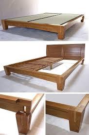 japanese bed frame. Where To Buy Japanese Bed Frames   Platform Beds - Low Beds, Solid Wood Frame B