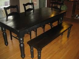 black wood rectangular dining table. Charming Ideas Black Rectangle Dining Table Pleasant Pedestal Wood Rectangular M