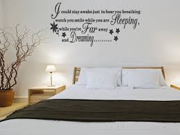 Romantic Bedroom Wall Decor Unbelievable Bedroom Wall Decor Romantic Teabjcom