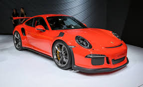 2016 Porsche 911 GT3 RS Photos and Info – News – Car and Driver