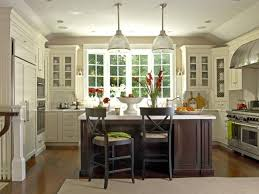 Modern Country Kitchen Picture Of Modern Country Kitchen U Shape Theme With White Cabinet