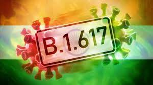 Die indische mutation e484q ist verwandt mit der britischen, südafrikanischen und brasilianischen mutation e484k. Indische Mutation Wie Gefahrlich Ist B 1 617
