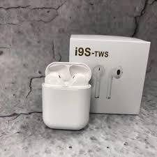 Tai Nghe Bluetooth v5.0 Không Dây I9S TWS Âm Thanh Cực Hay Dành Cho IOS  Hoặc Android
