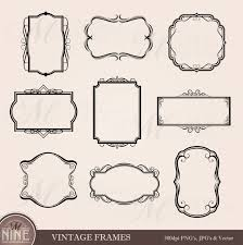 vintage frame border. 🔎zoom Vintage Frame Border R