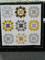 Stitches and Craft | Brisbane Modern Quilt Guild & We also had a Viewer's Choice Competition, where member of the public voted  on their favourite quilt, the competition was so close only two votes  separated ... Adamdwight.com