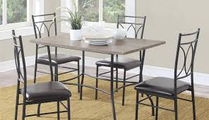 ashley dining set sets appealing reclaimed garden wood plans tables round legs room chairs table distressed