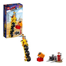 Конструктор <b>LEGO</b>® <b>Movie</b> 2 <b>70823 Трехколёсный</b> велосипед ...