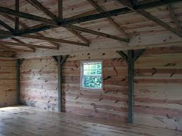 pole barn interior finishing pole buildings mercial buildings pole barns loft barns