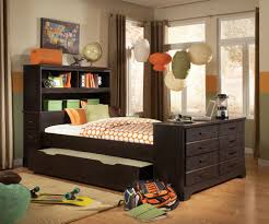 Full Size Trundle Bed With Storage Diavolet Design
