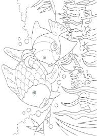 Ocean Coloring Pages For Kindergarten Coloring Book Pages Ocean