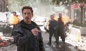 tony stark office. Avengers Infinity War Trailer Tony Stark Office 0