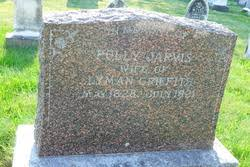 Polly Jarvis Griffith (1828-1921) - Find A Grave Memorial