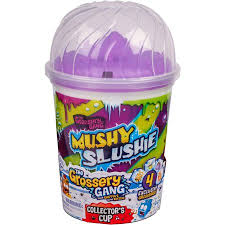 Grossery Gang Vile Vending Machine Custom The Grossery Gang Mushy Slushie Collector's Cup Walmart