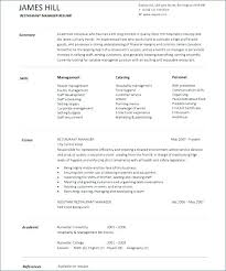 Personal Skills To Put On A Resume Skills To Put On Resume For Fast Food Mmventures Co