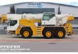 Mobile Crane Liebherr Ltm1055 3 1 Low Mileage 55t Capacity 16 M Jib Truck1 Id 2188071