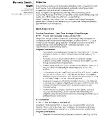 Sample Social Service Resume Best Of Social Worker Resumes Samples Child And Family Social Worker Resume