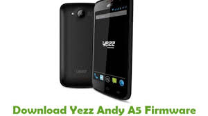 Download Yezz Andy A5 Firmware ...